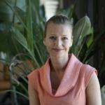 Sylwia Obuchowicz i Alarmtelefonen for barn og unge